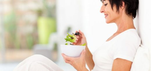 Dietary Recommendations for Aging Women