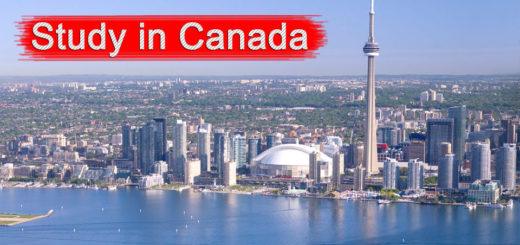 Canadian Study Visa