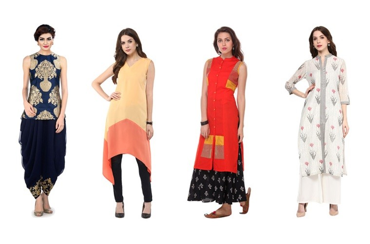 Kurti Into a Perfect Outfit
