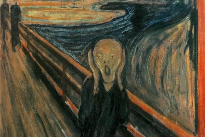 The Scream, Edvard Munch