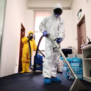 Death Cleaning Services